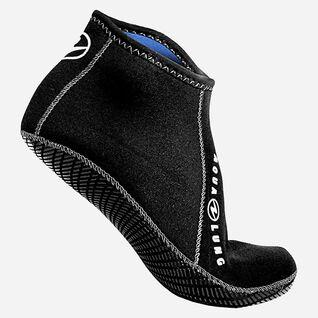 3mm Ergo Neoprene Socks - Low Top Dive Boots