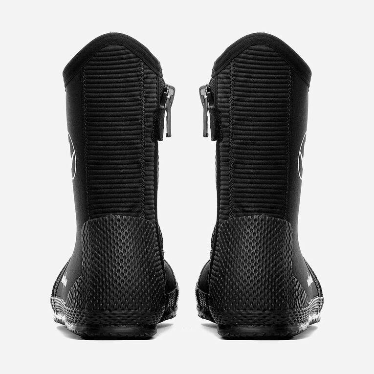 5mm Ultrazip Boots, Black/Blue, hi-res image number 6