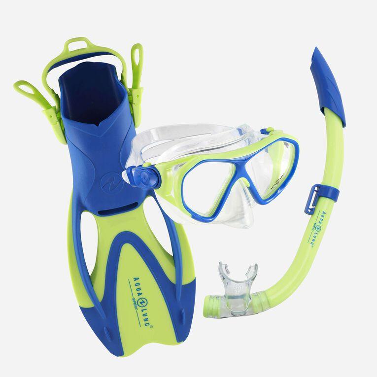 SET URCHIN JR, Bright green/Light blue, hi-res image number 0