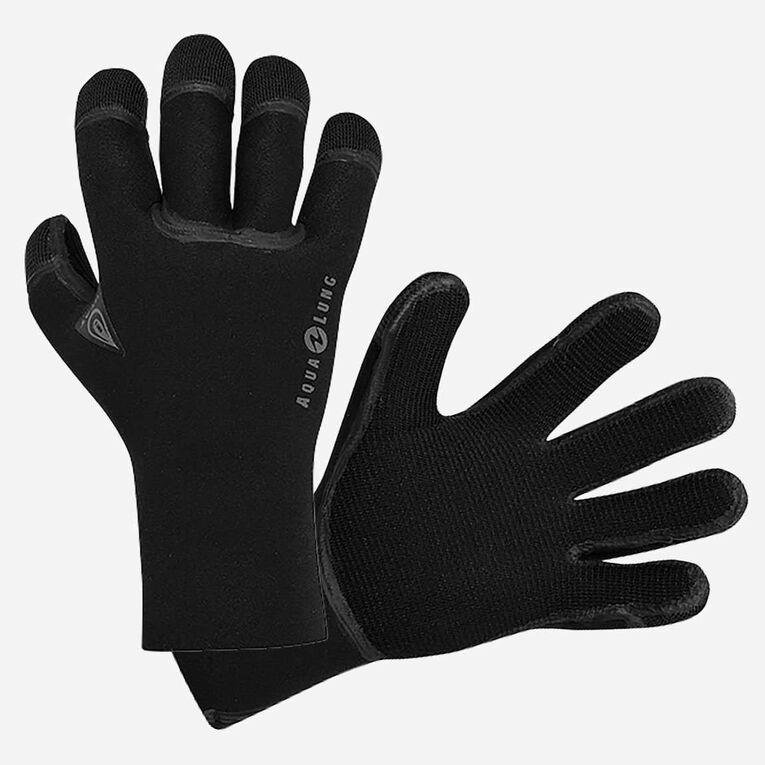 5mm Heat Gloves, Black, hi-res image number 0
