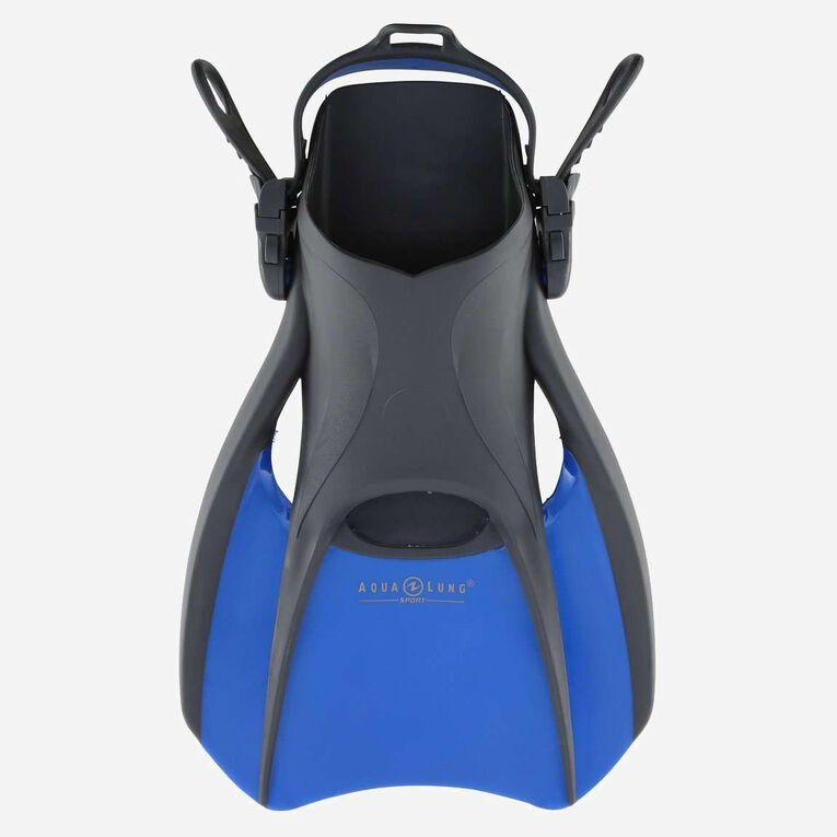 Trooper Travel Snorkeling Set, Blue/Black, hi-res image number 2
