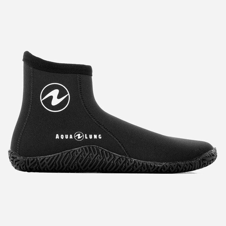 5mm Echomid Boots, Black/Blue, hi-res image number 1