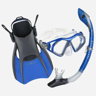 Trooper travel Snorkel Set