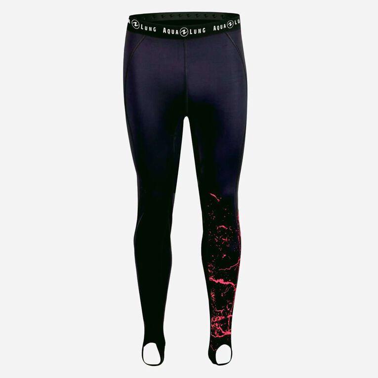 CeramiQskin Pants Women, Black/Coral, hi-res image number 0