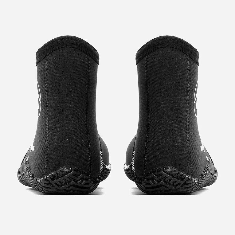 5mm Echomid Boots, Black/Blue, hi-res image number 3