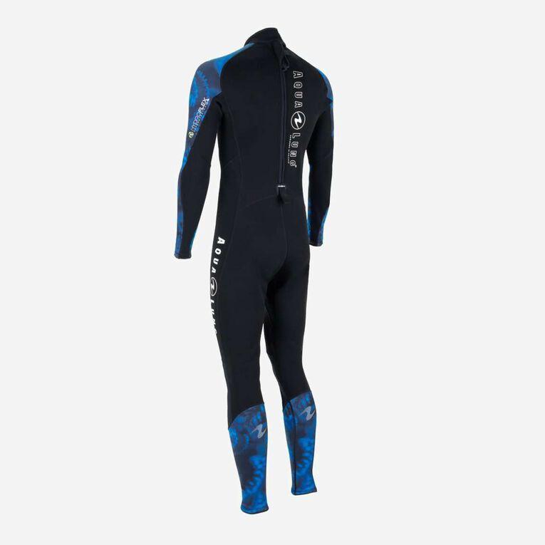 HydroFlex 3mm Coral Guardian Wetsuit Men, Black/Blue, hi-res image number 3