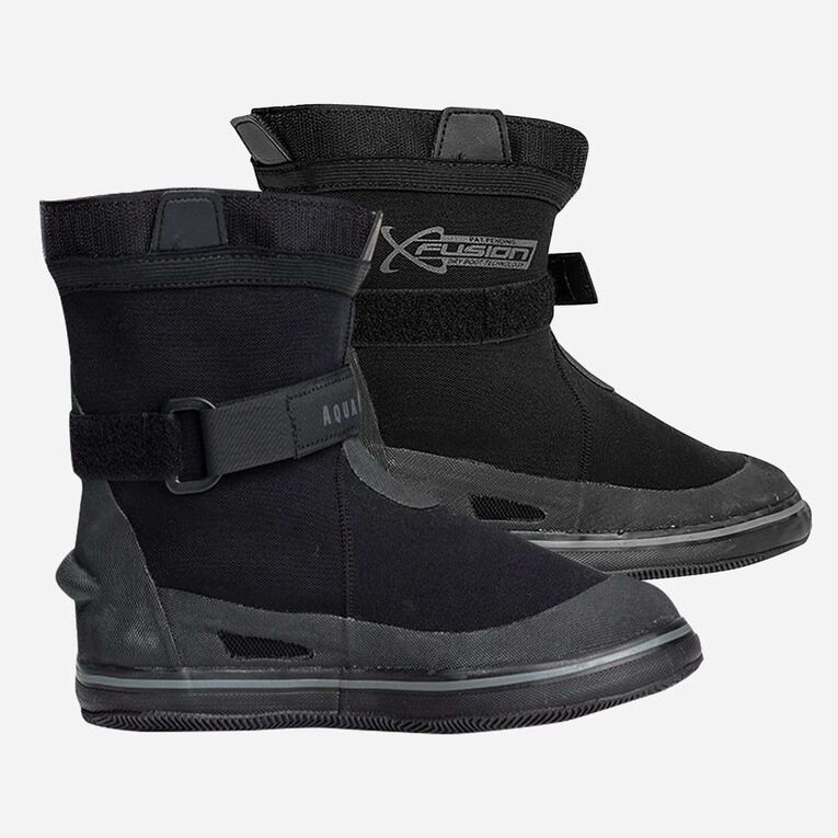 Fusion Boots, Black, hi-res image number 0