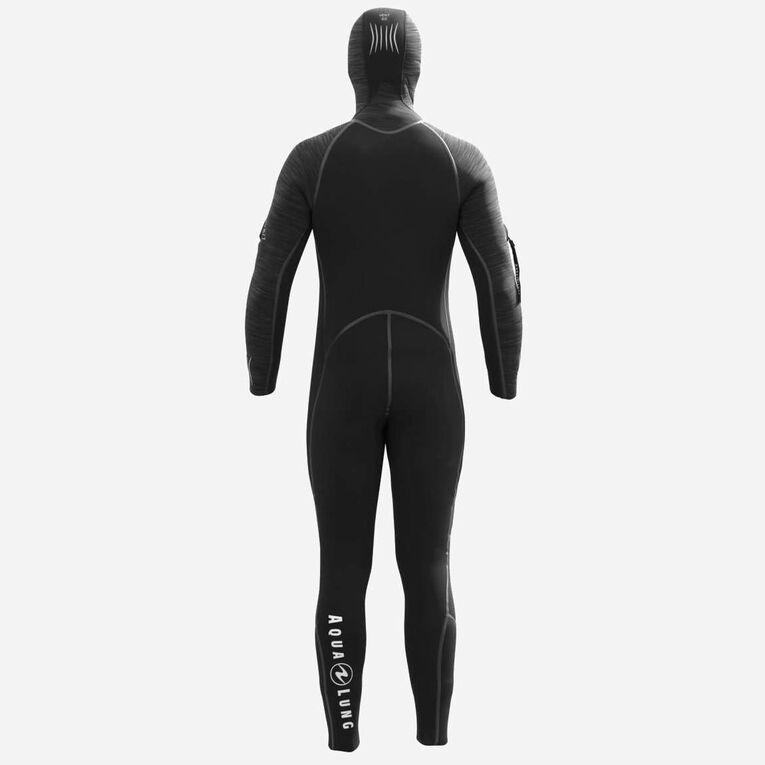 SolAfx 8/7mm Wetsuit Men, Black, hi-res image number 3