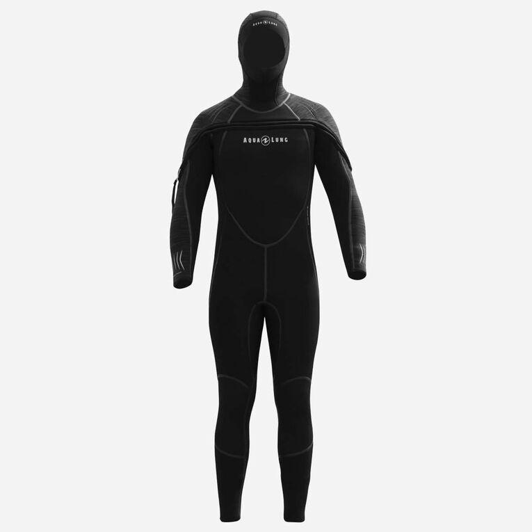 SolAfx 8/7mm Wetsuit Men, Black, hi-res image number 0
